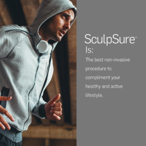 SculpSure Compliments Healthy Lifestyles