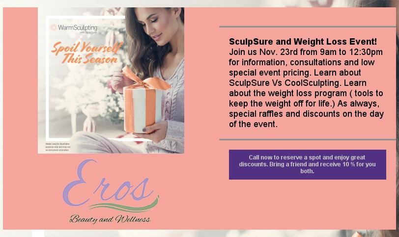 SculpSure Event
